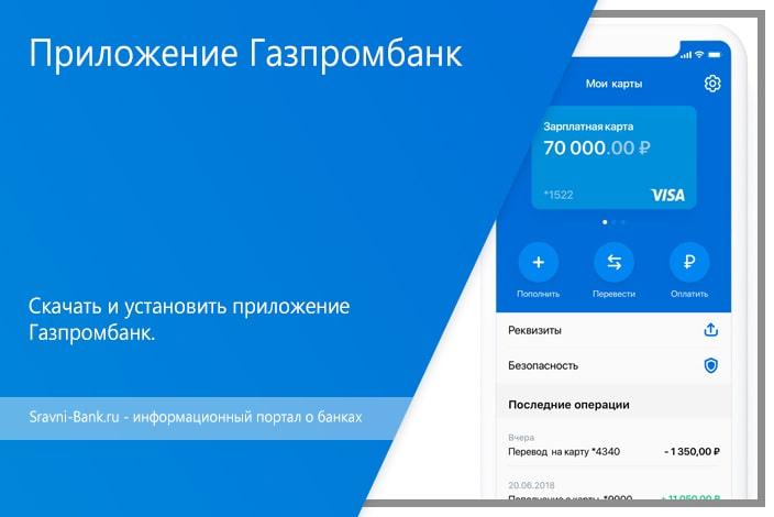 Личный кабинет Газпромбанк - вход на официальный сайт